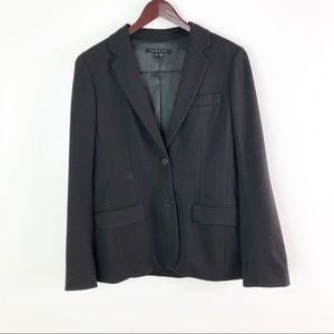Theory M Suzanne Brown Power Blazer Career Lined